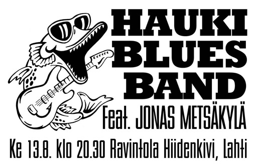 Hauki Blues Band
